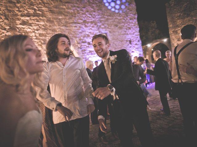 Il matrimonio di Alex e Gianna a Torgiano, Perugia 23