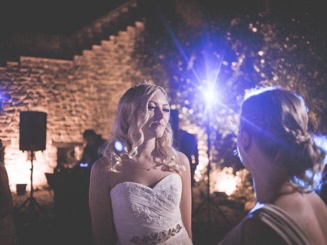 Il matrimonio di Alex e Gianna a Torgiano, Perugia 26