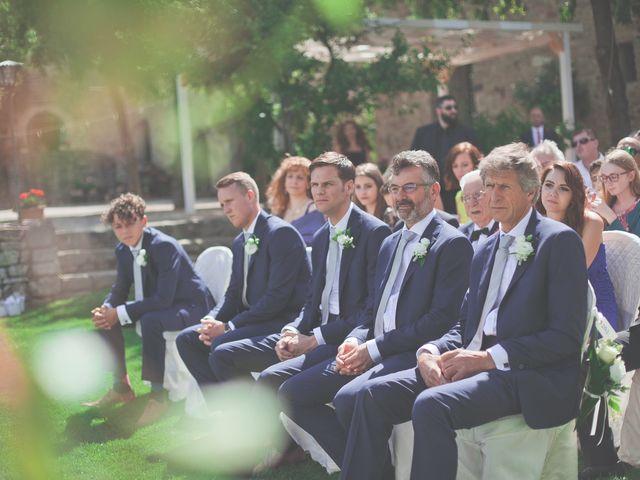 Il matrimonio di Alex e Gianna a Torgiano, Perugia 33
