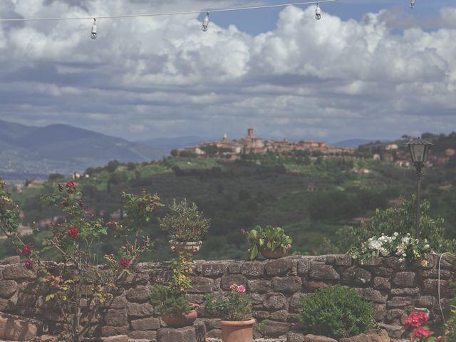 Il matrimonio di Alex e Gianna a Torgiano, Perugia 35