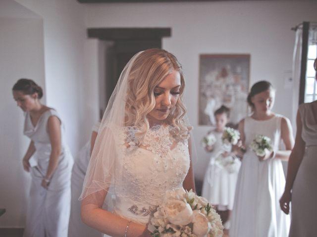 Il matrimonio di Alex e Gianna a Torgiano, Perugia 60