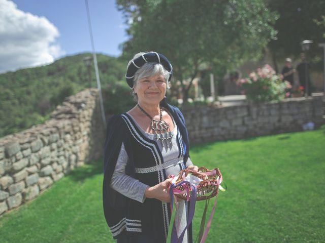 Il matrimonio di Alex e Gianna a Torgiano, Perugia 61