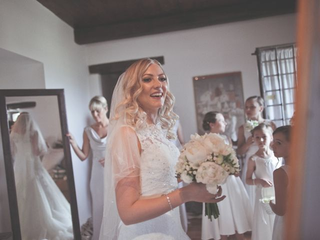 Il matrimonio di Alex e Gianna a Torgiano, Perugia 63