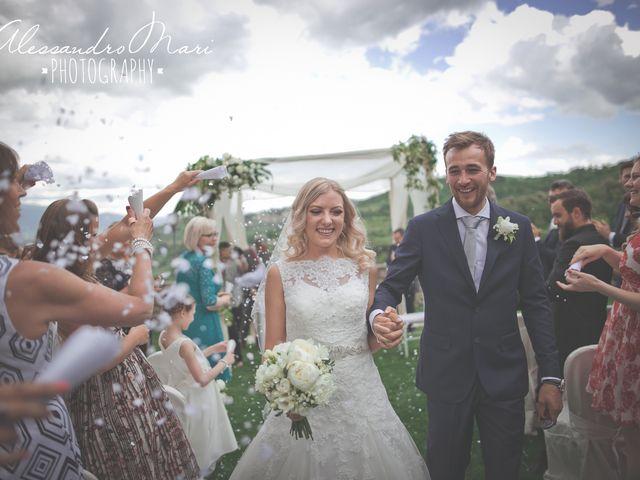 Il matrimonio di Alex e Gianna a Torgiano, Perugia 70