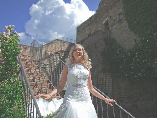 Il matrimonio di Alex e Gianna a Torgiano, Perugia 71