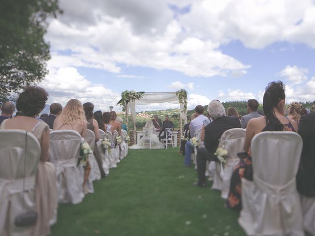 Il matrimonio di Alex e Gianna a Torgiano, Perugia 73