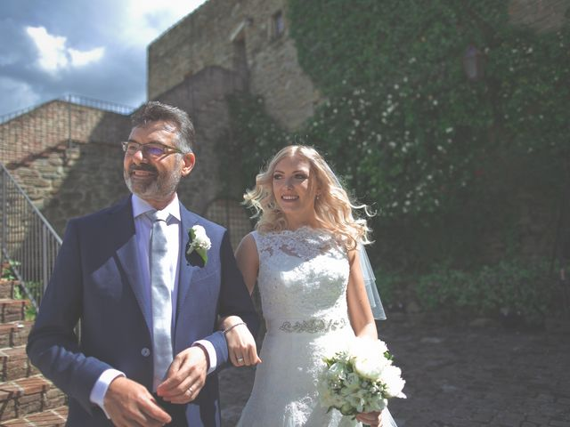 Il matrimonio di Alex e Gianna a Torgiano, Perugia 74