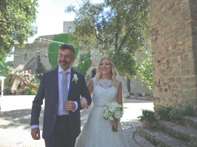 Il matrimonio di Alex e Gianna a Torgiano, Perugia 76