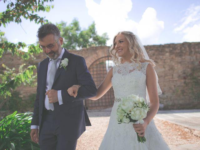 Il matrimonio di Alex e Gianna a Torgiano, Perugia 77