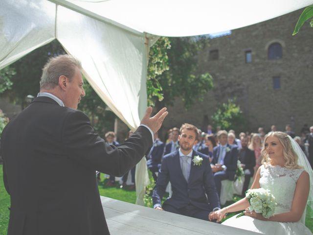Il matrimonio di Alex e Gianna a Torgiano, Perugia 79