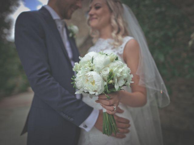 Il matrimonio di Alex e Gianna a Torgiano, Perugia 80