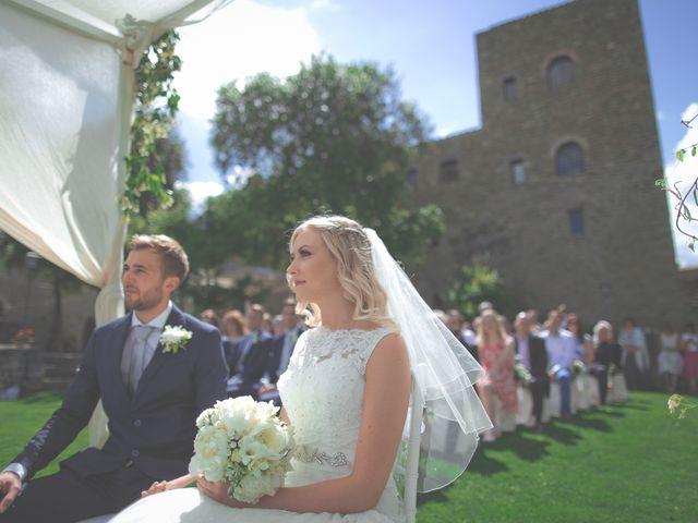 Il matrimonio di Alex e Gianna a Torgiano, Perugia 82