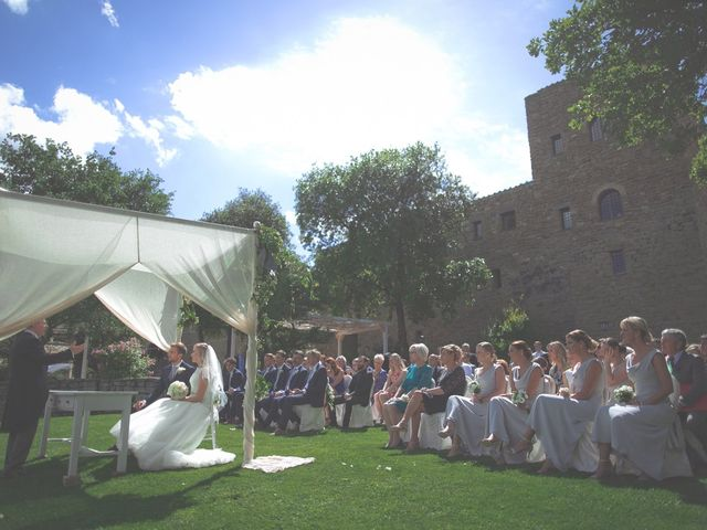 Il matrimonio di Alex e Gianna a Torgiano, Perugia 83