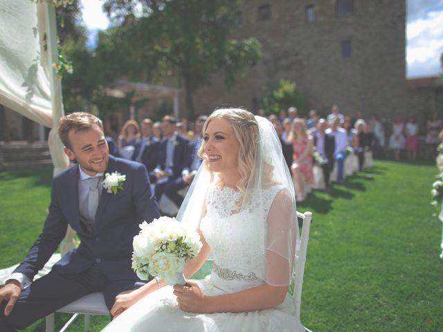 Il matrimonio di Alex e Gianna a Torgiano, Perugia 84