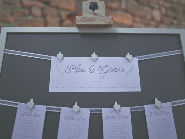 Il matrimonio di Alex e Gianna a Torgiano, Perugia 85