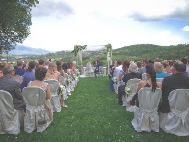 Il matrimonio di Alex e Gianna a Torgiano, Perugia 88