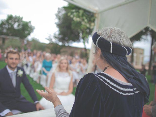 Il matrimonio di Alex e Gianna a Torgiano, Perugia 98