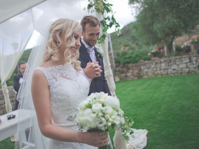 Il matrimonio di Alex e Gianna a Torgiano, Perugia 100