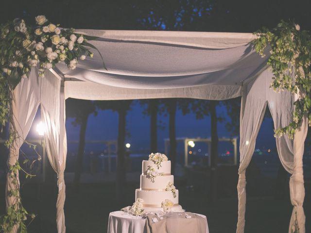 Il matrimonio di Alex e Gianna a Torgiano, Perugia 110