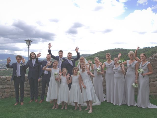 Il matrimonio di Alex e Gianna a Torgiano, Perugia 113
