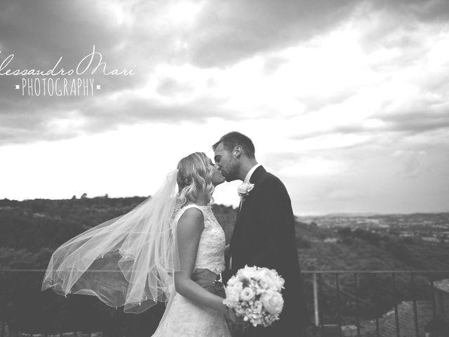 Il matrimonio di Alex e Gianna a Torgiano, Perugia 117