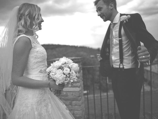 Il matrimonio di Alex e Gianna a Torgiano, Perugia 119