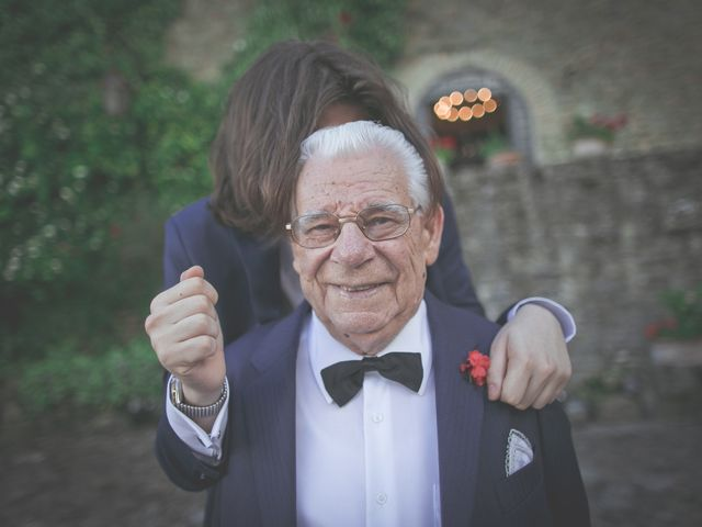 Il matrimonio di Alex e Gianna a Torgiano, Perugia 131