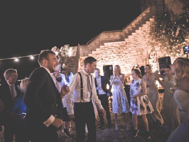 Il matrimonio di Alex e Gianna a Torgiano, Perugia 134