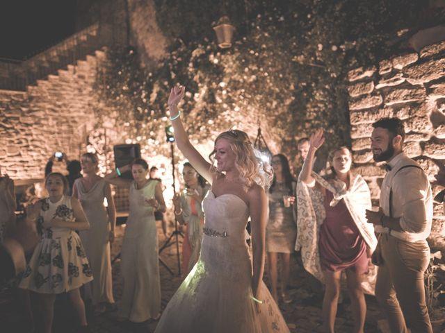 Il matrimonio di Alex e Gianna a Torgiano, Perugia 135