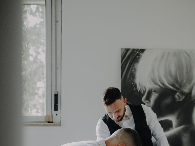 Il matrimonio di Salvatore e Gabriele a Milano, Milano 10