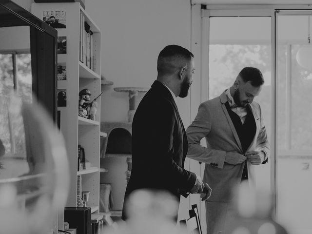 Il matrimonio di Salvatore e Gabriele a Milano, Milano 11