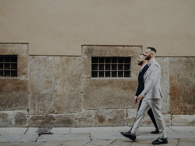 Il matrimonio di Salvatore e Gabriele a Milano, Milano 16
