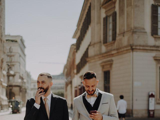 Il matrimonio di Salvatore e Gabriele a Milano, Milano 17