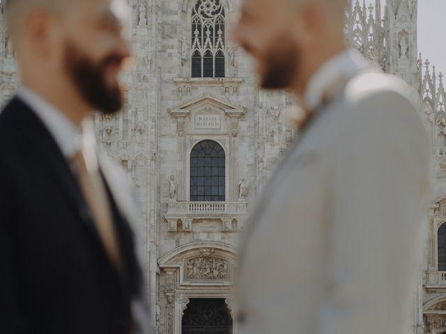 Il matrimonio di Salvatore e Gabriele a Milano, Milano 18