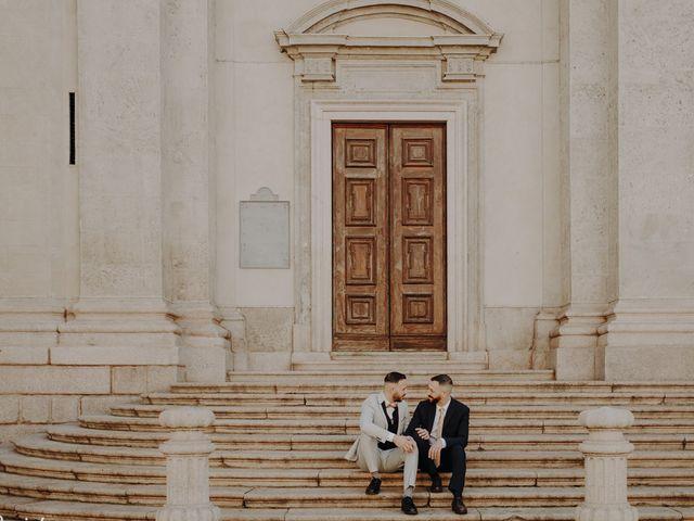 Il matrimonio di Salvatore e Gabriele a Milano, Milano 26