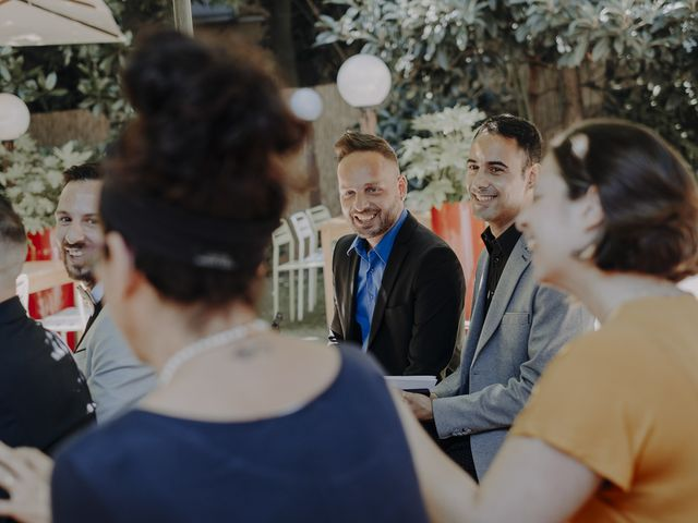 Il matrimonio di Salvatore e Gabriele a Milano, Milano 36