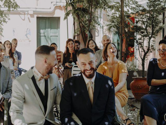 Il matrimonio di Salvatore e Gabriele a Milano, Milano 38