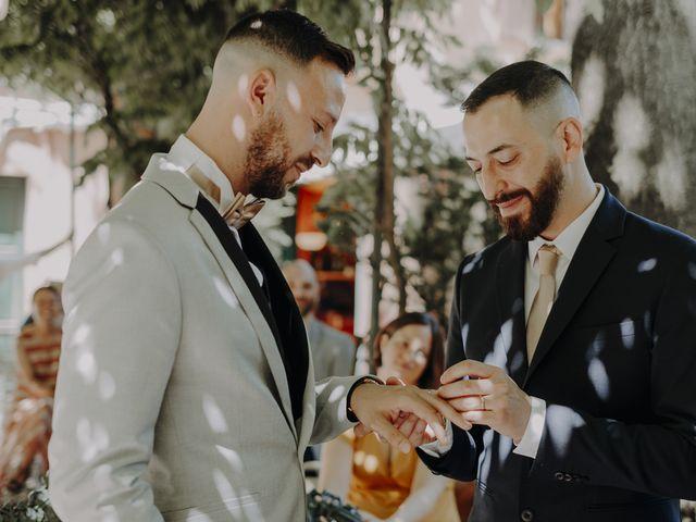 Il matrimonio di Salvatore e Gabriele a Milano, Milano 39