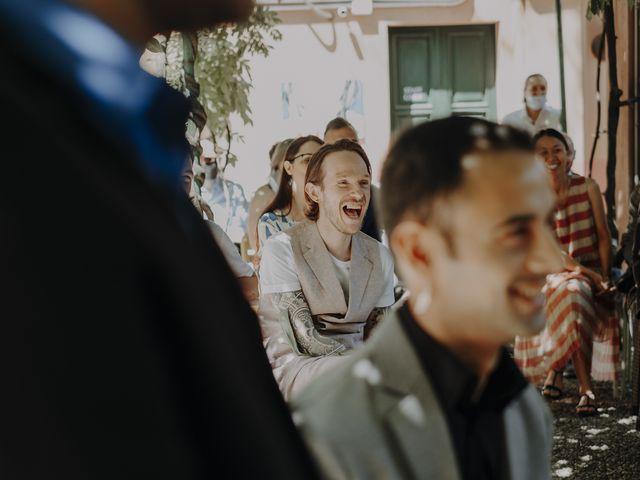 Il matrimonio di Salvatore e Gabriele a Milano, Milano 40