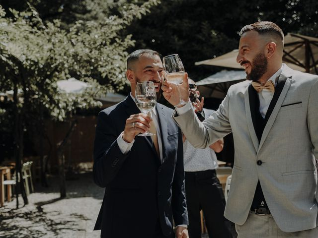 Il matrimonio di Salvatore e Gabriele a Milano, Milano 41