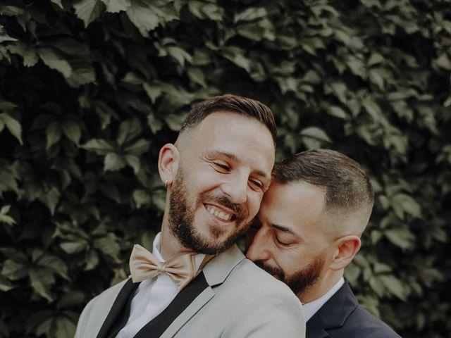 Il matrimonio di Salvatore e Gabriele a Milano, Milano 56