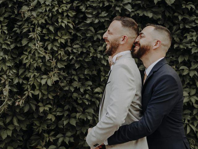 Il matrimonio di Salvatore e Gabriele a Milano, Milano 57