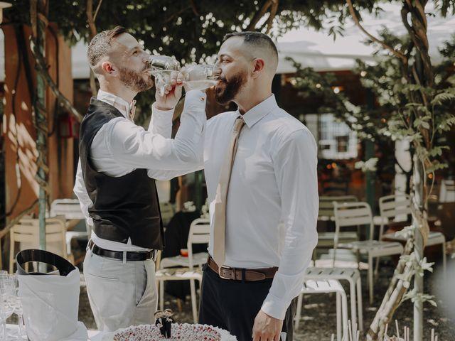 Il matrimonio di Salvatore e Gabriele a Milano, Milano 64