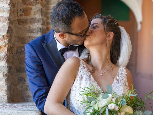 Le nozze di Federico e Sara