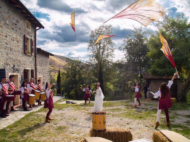 Il matrimonio di Andrea e Rachele a Castel San Pietro Terme, Bologna 9