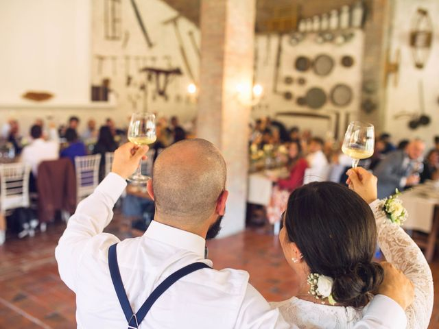 Il matrimonio di Andrea e Rachele a Castel San Pietro Terme, Bologna 11