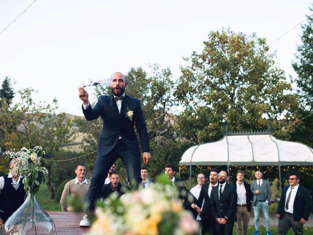 Il matrimonio di Andrea e Rachele a Castel San Pietro Terme, Bologna 14