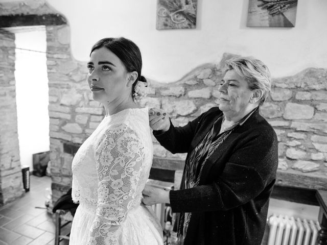 Il matrimonio di Andrea e Rachele a Castel San Pietro Terme, Bologna 12