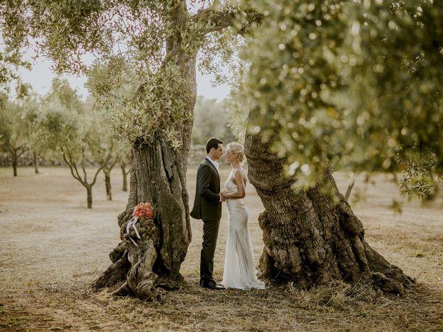 Le nozze di Danielle e Aimone