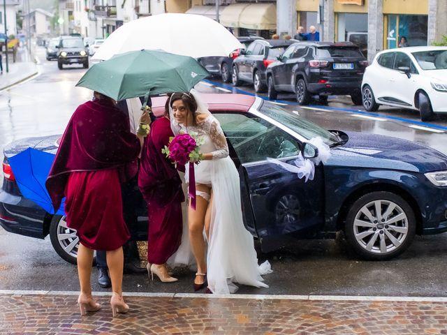 Il matrimonio di Andrea e Beatrice a Premana, Lecco 18